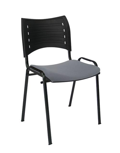 Silla de visita ohv 3000 innova muebles comerciales for Innova muebles